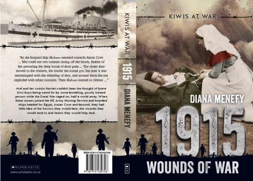 Wounds of War Cover