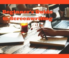 Beginner's Guide to Screenwriting FB post