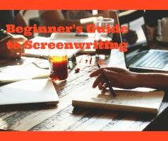 Beginner's Guide to Screenwriting FB post